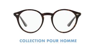 Voir les lunettes Ray-Ban pour homme