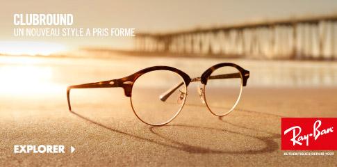 Découvrez les lunettes Ray-Ban de LensCrafters.