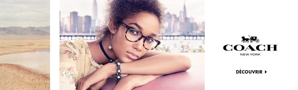 Lunetterie griffée : explorer les lunettes et lunettes solaires Coach