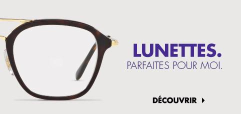 Découvrez les lunettes de LensCrafters