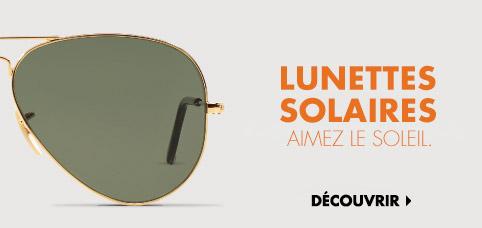 Découvrez les lunettes solaires de LensCrafters