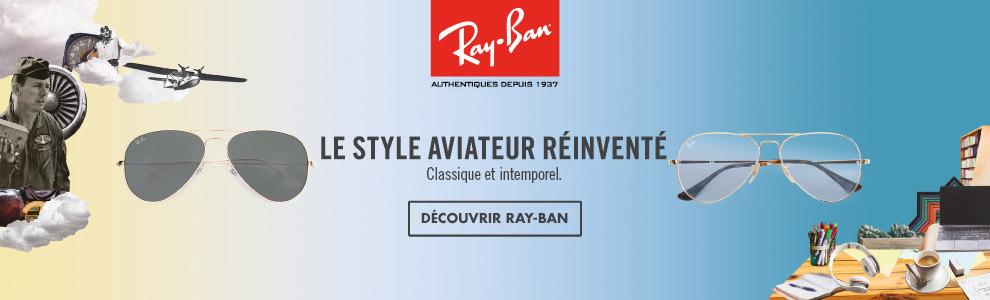 Verres d'ordonnance Ray-Ban