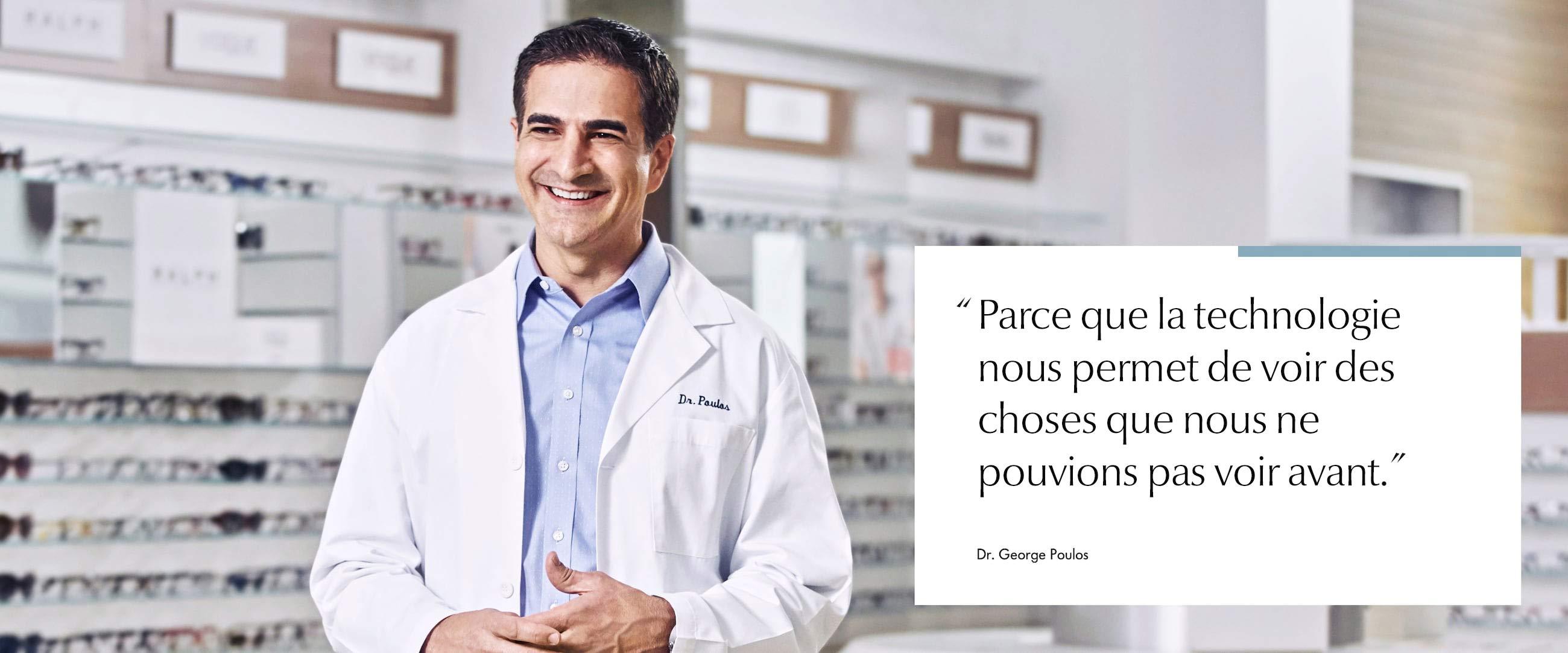 Image du Docteur Poulos