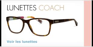 Lunettes Coach de LensCrafters